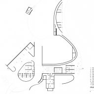 Asa House Bernardes Arquitectura Rio Lower Level Floor Plan
