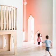 BAAO and 4|MATIV add bright colours to Mi Casita Preschool in Brooklyn