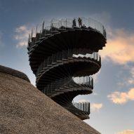 Marsk Watchtower by BIG