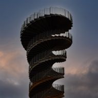 """Commenter says BIG's Marsk Watchtower in Denmark is """"asking for trouble"""""""