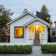 Best Practice Architecture updates historic Boathouse Bungalow in Seattle