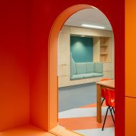Projects Office designs non-institutional interior for mental health facility in Edinburgh