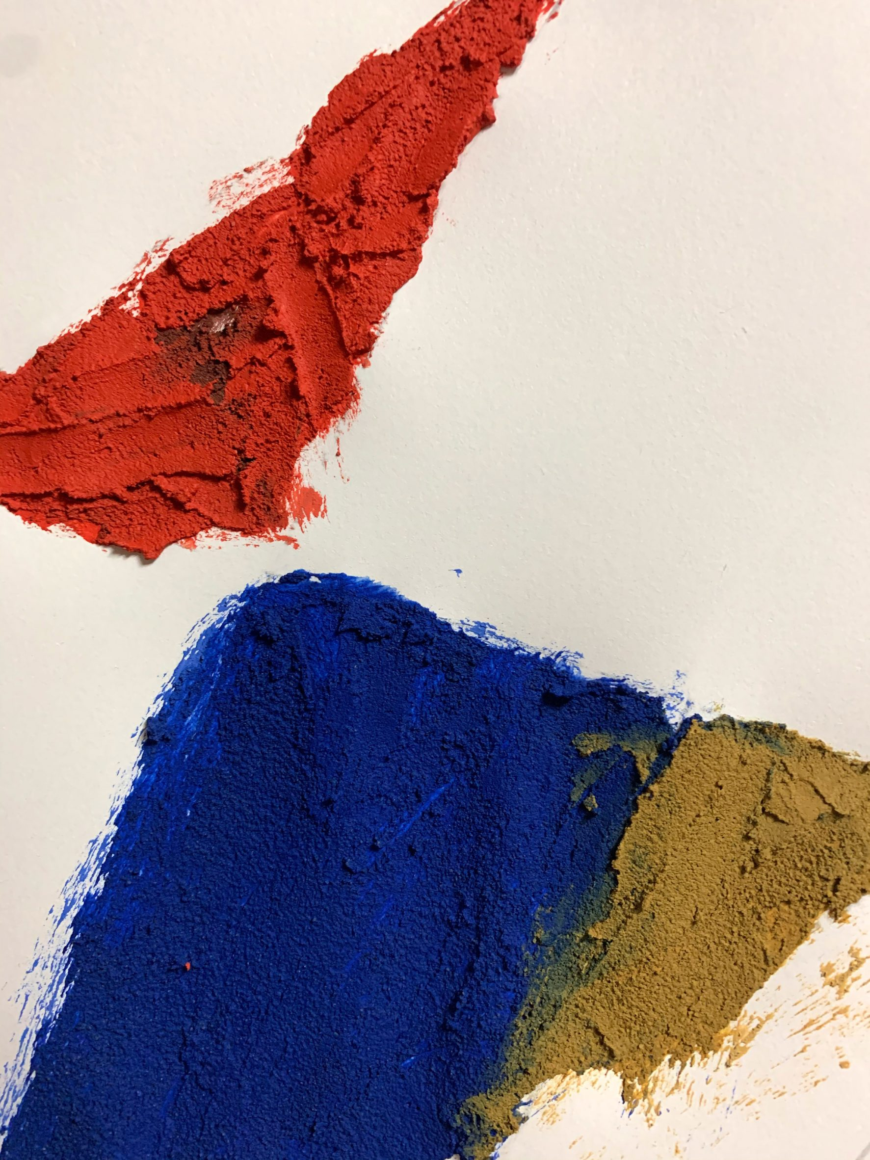 Celour in red, blue and yellow