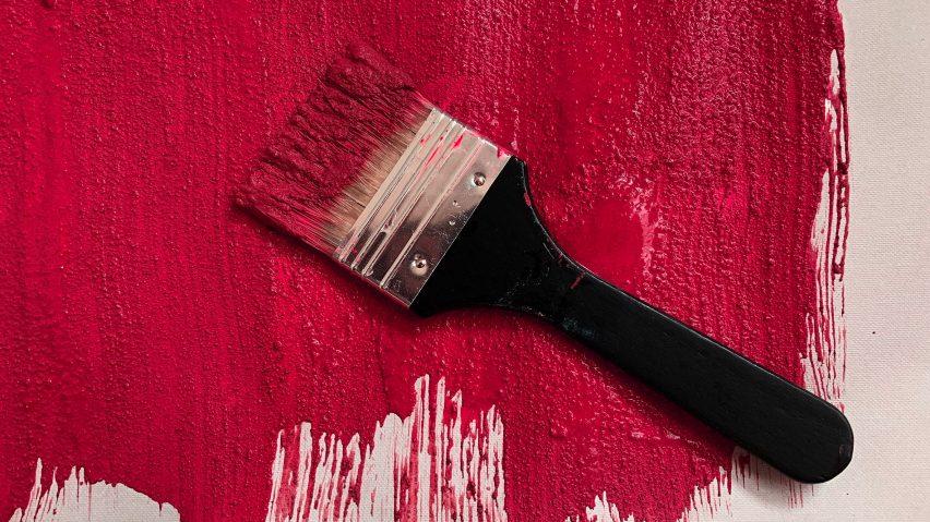 Magenta Celour paint by Kukbong Kim
