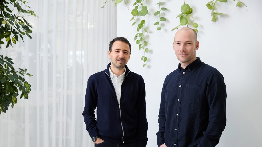 Clippings founders Adel Zakout and Tom Mallory