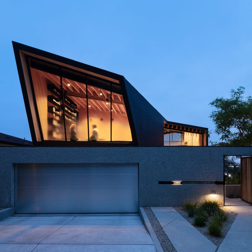 Project coordinator at Clive Wilkinson Architects in Culver City, California