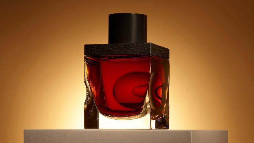 Gordon & MacPhail Generations 80YO whisky bottle by David Adjaye