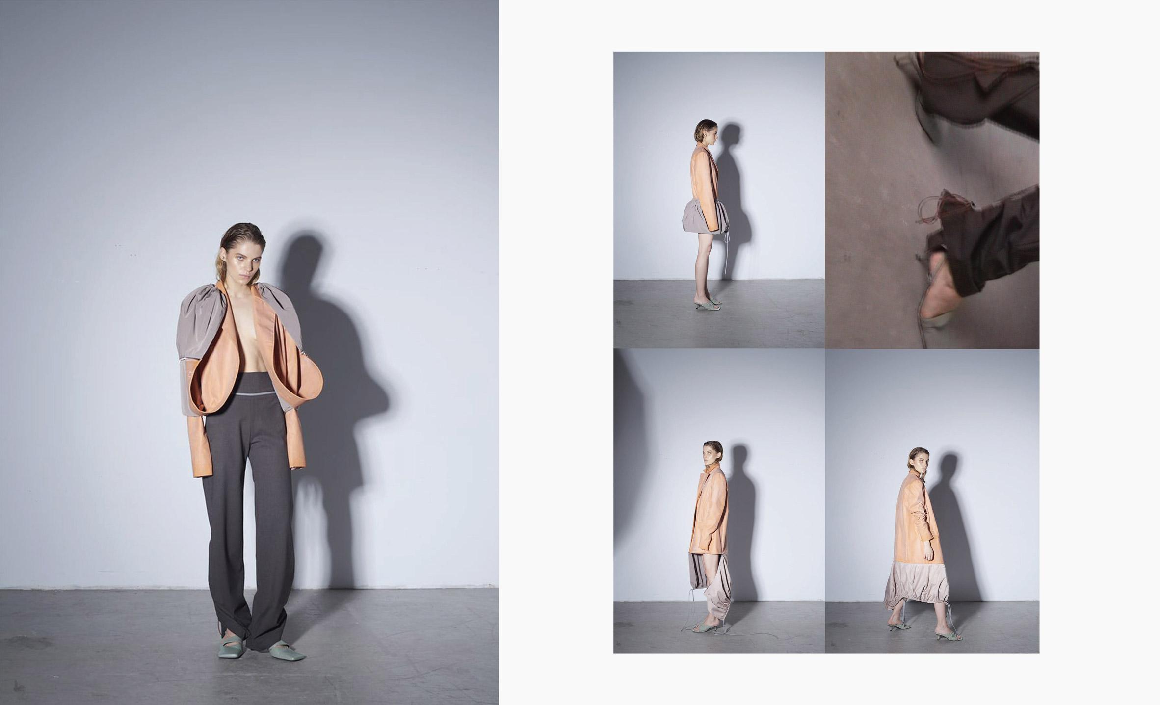 Memory of items fashion collection by Urtė Vosyliūtė