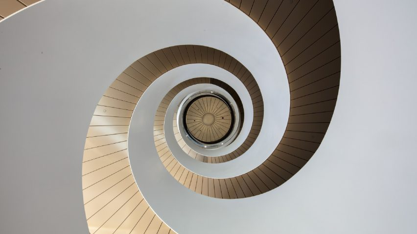 UTS Central - Helix Stair by Fjmtstudio.