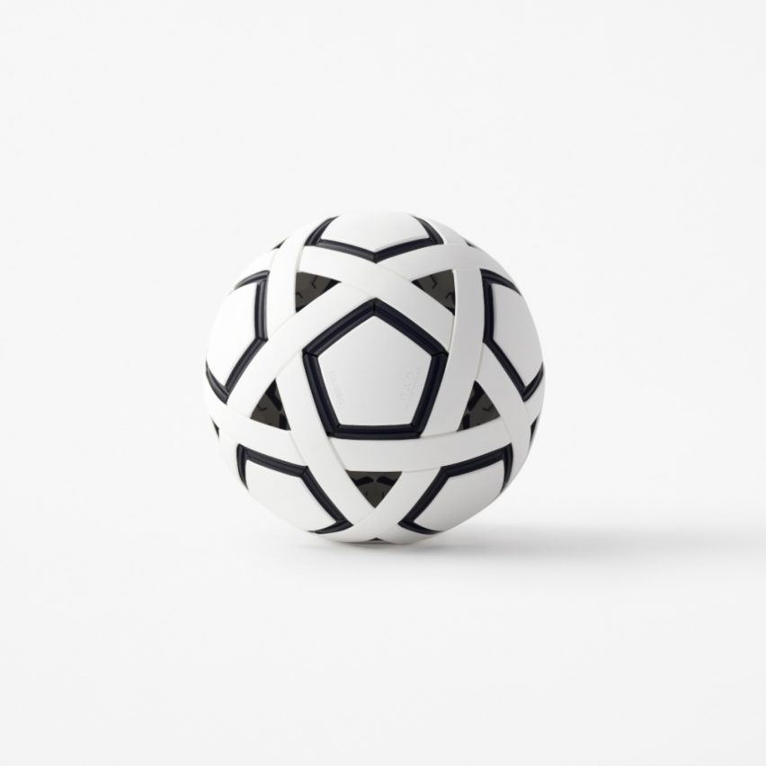 MY FOOTBALL KIT by Nendo for Molten Corporation