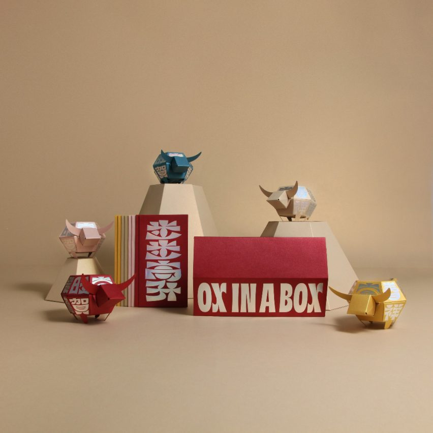 Ox in a Box by Fictionist Studio