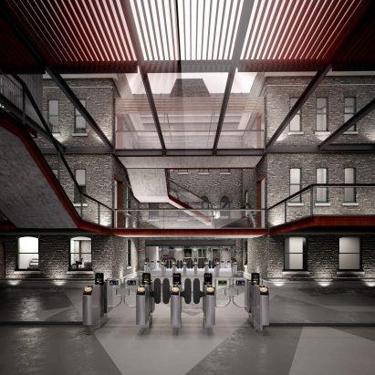 dezeen-awards-2021-longlisted-peckham-rye-station