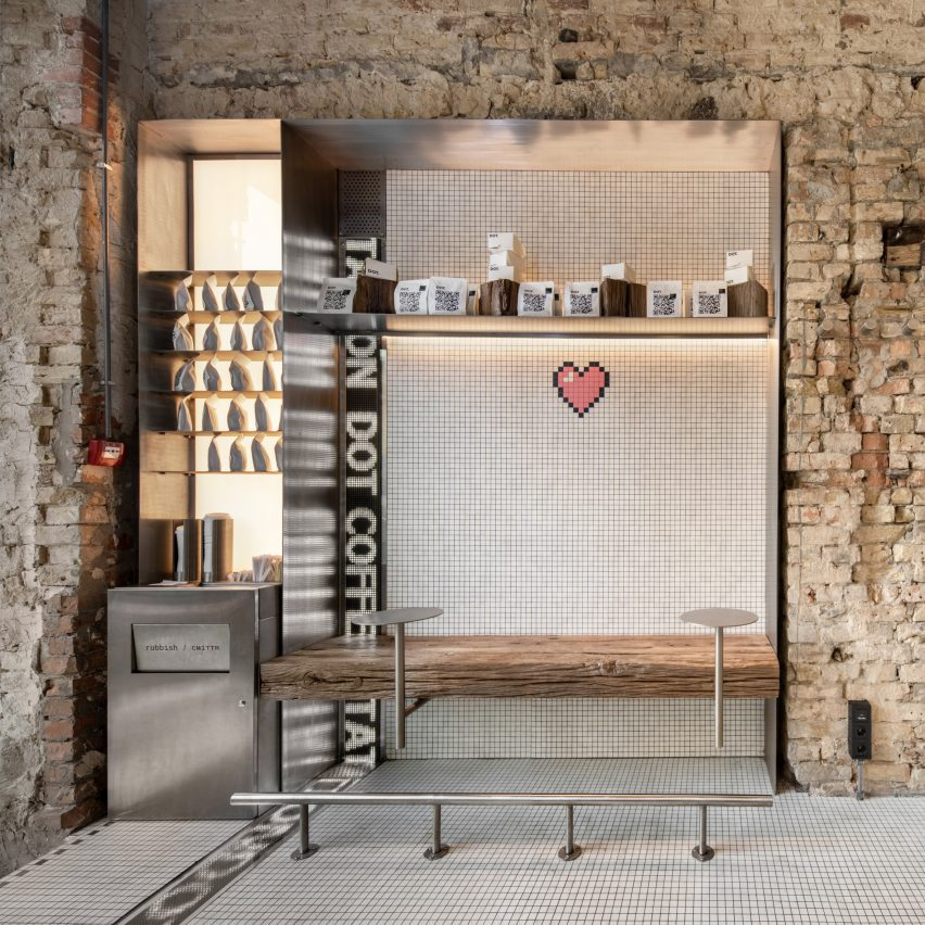DOT coffee station by YOD Group