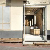 DOT Coffee Station