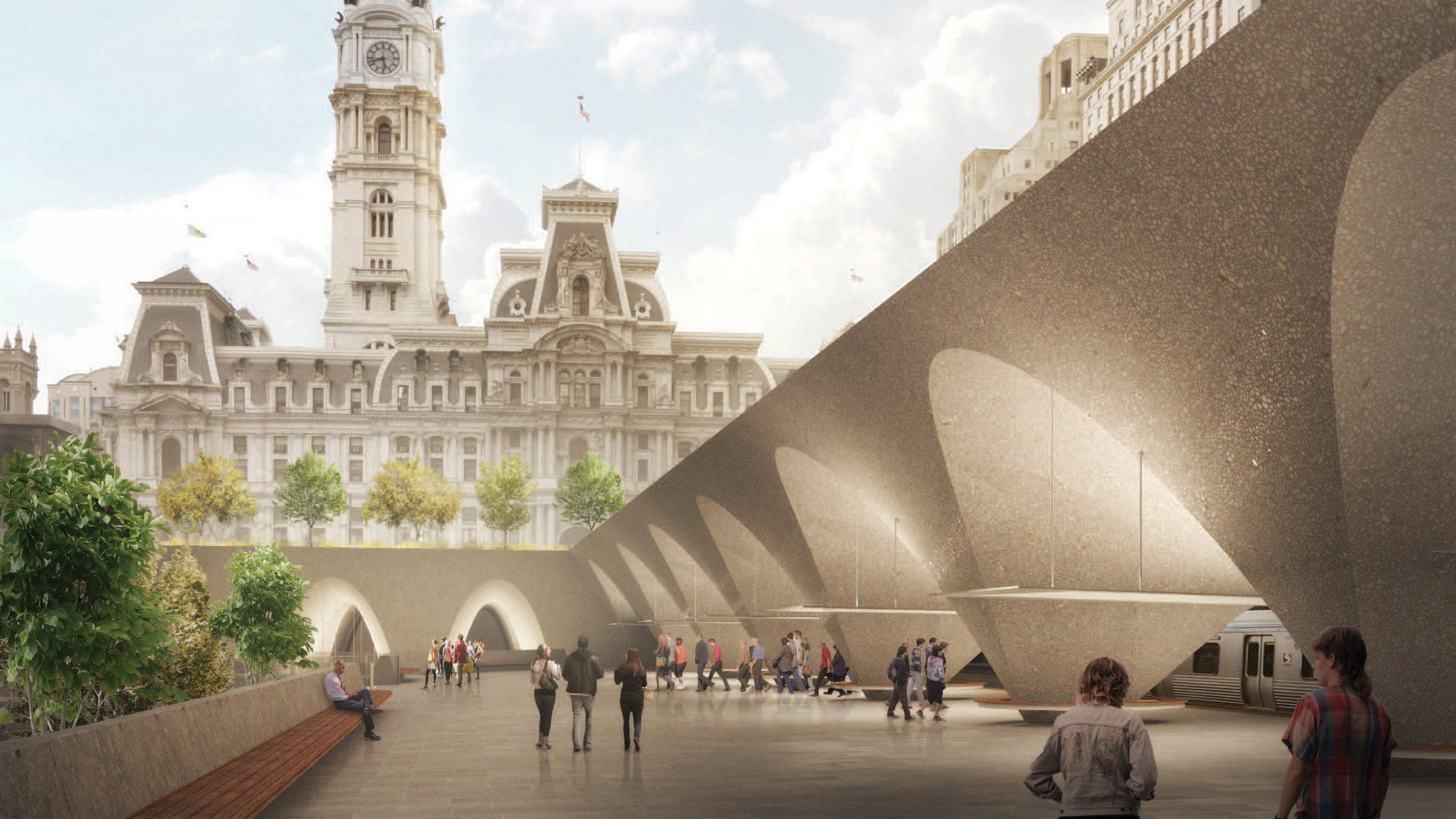 The underground complexity of downtown Philadelphia