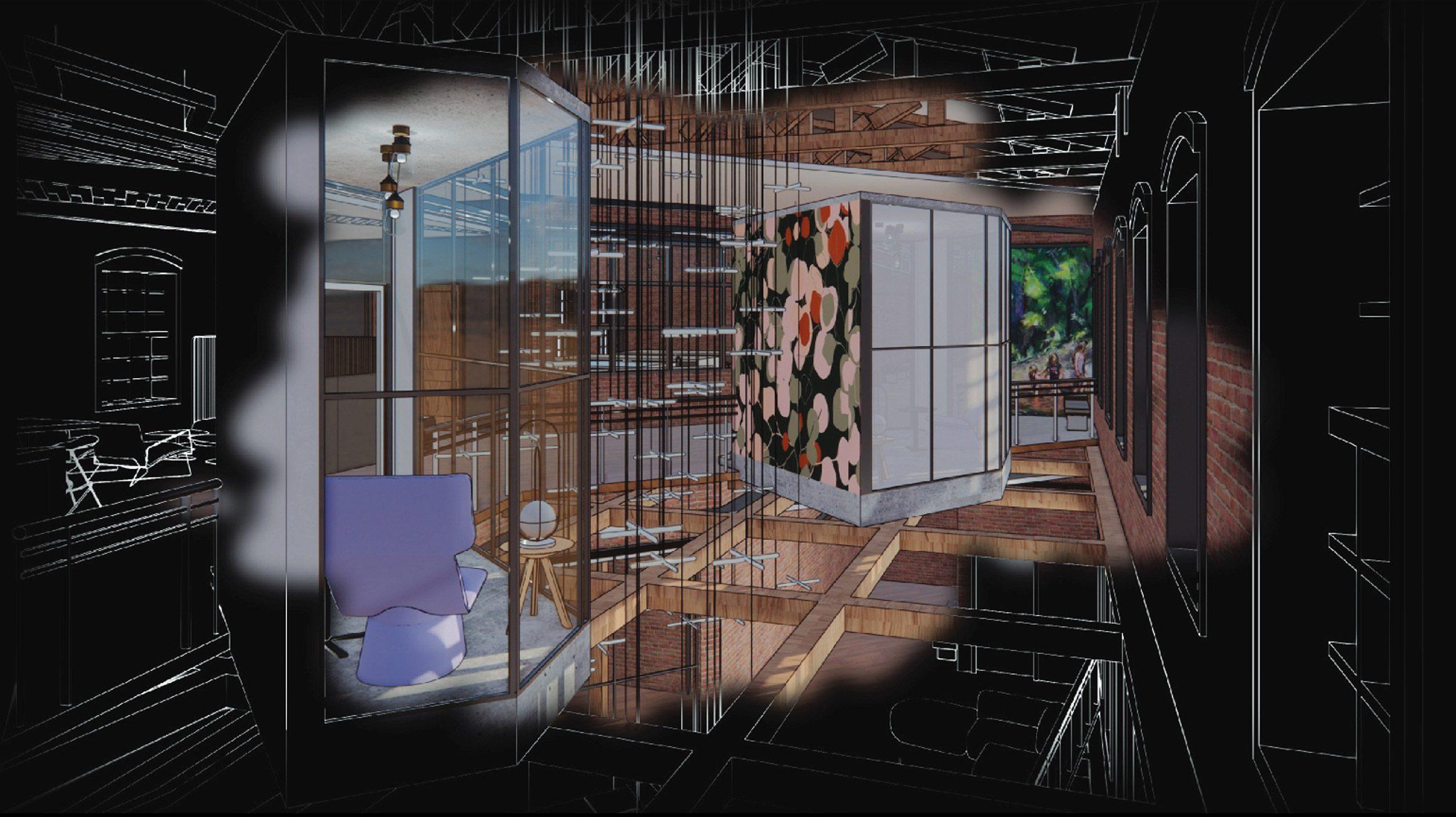 Sondr Art Centre is a community art centre
