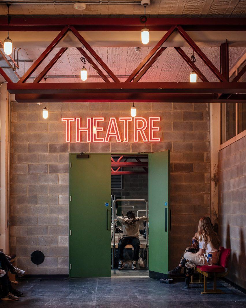 Theatre on Holloway Road