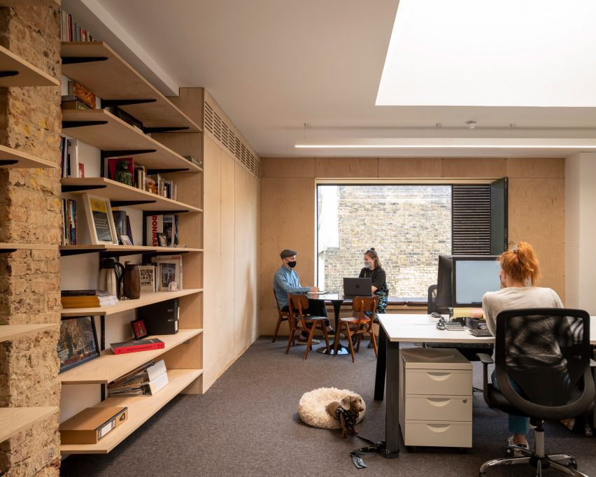 Office space at National Youth Theatre