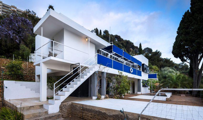 Eileen Gray's E-1027 villa