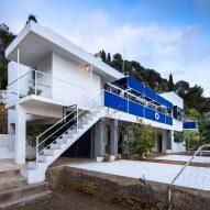 Eileen Gray's E-1027 villa reopens on the Côte d'Azur following extensive restoration