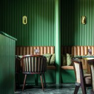 Elgin Cafe by Renesa Architecture in Punjab, India
