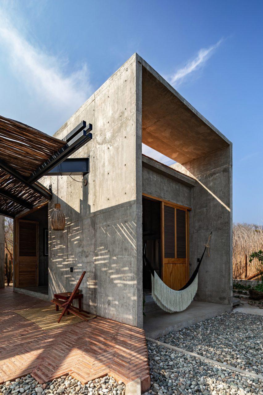 Espacio 18 Architectra's Gaza del Sapo en Oaxaca, México