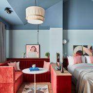 Schwan Locke hotel Munich by Fettle