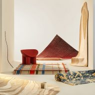 Forma rug collection by Tsar Carpets