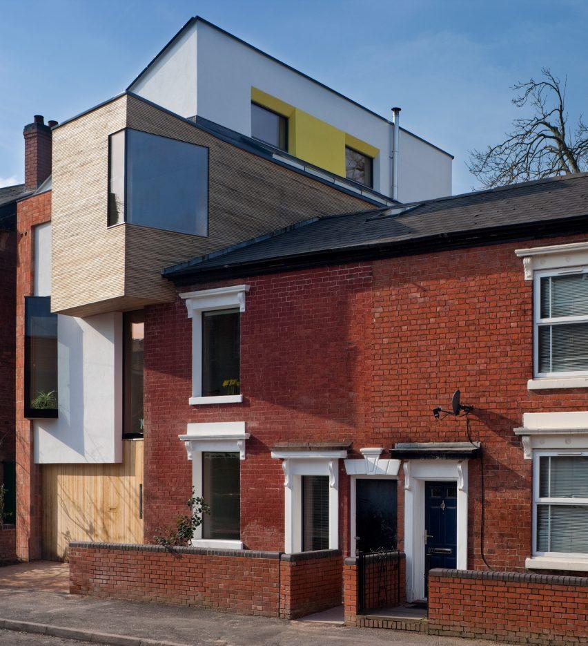 Zero Carbon House, Бирмингем