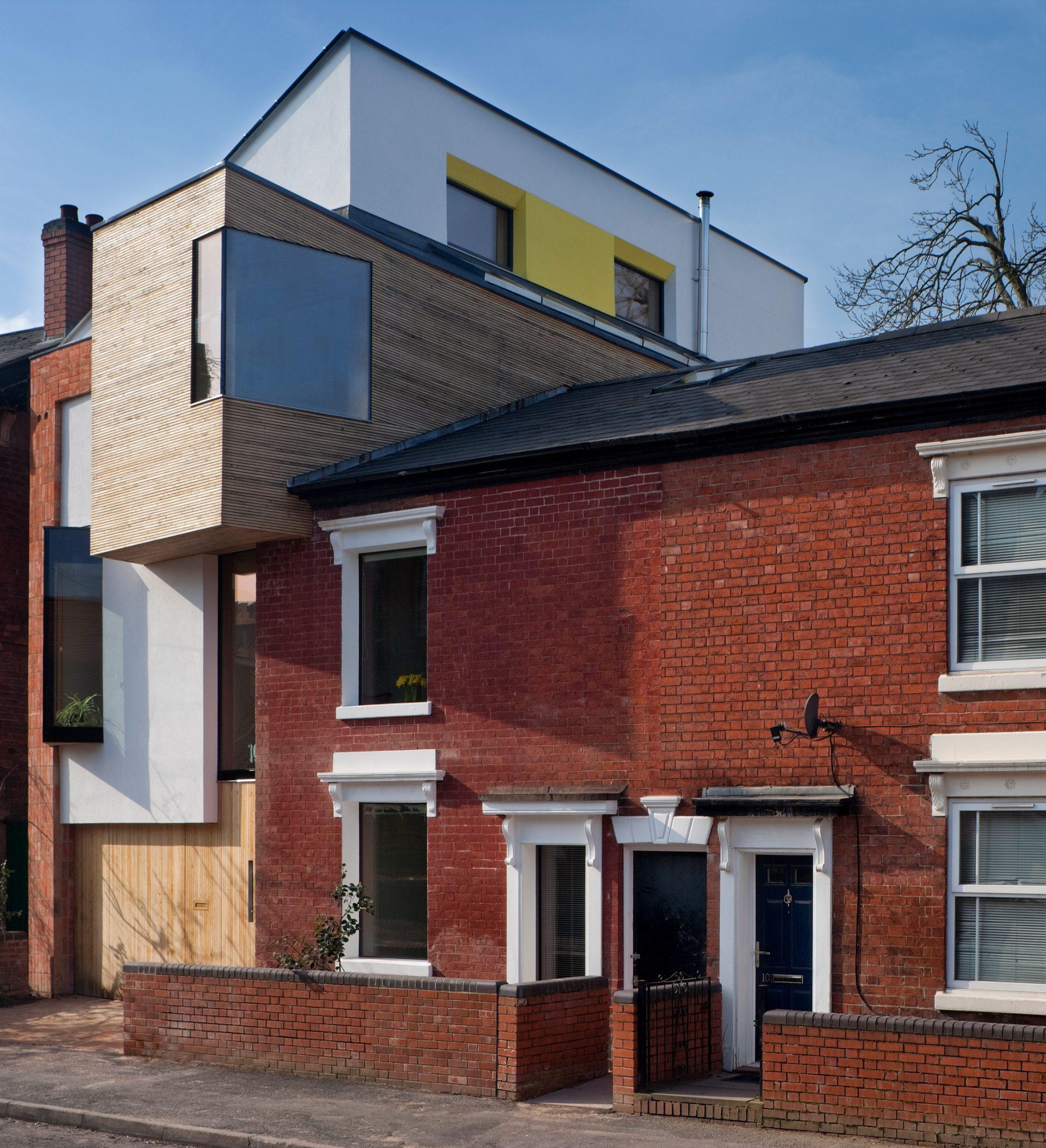 Zero Carbon House, Birmingham