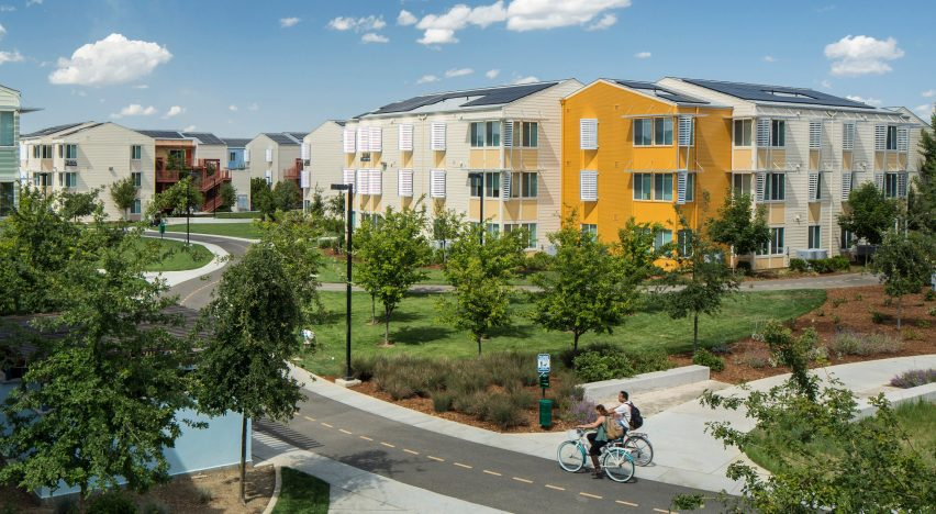 Калифорнийский университет в Дэвисе Вест-Виллидж