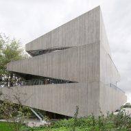 House N-DP in Mechelen, Belgium, by Graux & Baeyens