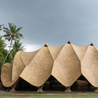 Ten impressive bamboo buildings that demonstrate the material's versatility