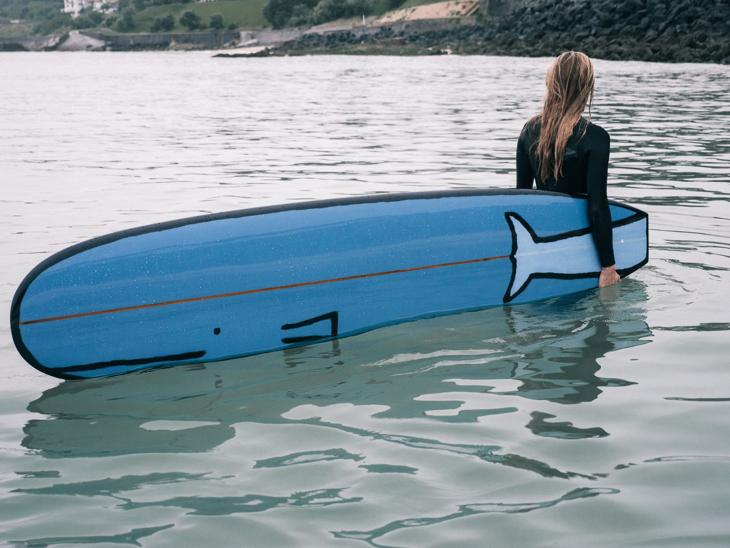 The project was completed in collaboration with Fernand Surfboards
