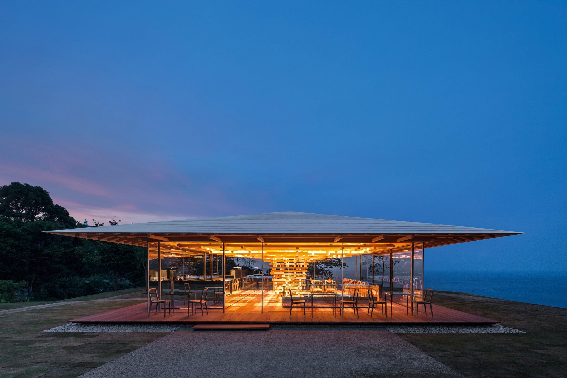 Coeda House by Kengo Kuma