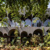 Kiyoaki Takeda designs Tsuruoka House to accommodate both people and plants