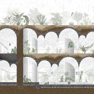 Tsuruoka House in Tokyoby Kiyoaki Takeda Architects plans