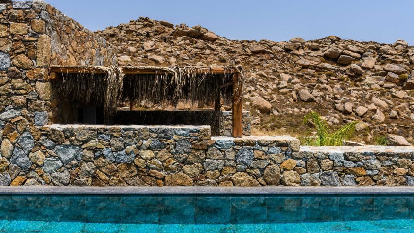 Mykonos Wellness Resort by Kyriakos Tsolakis Architects