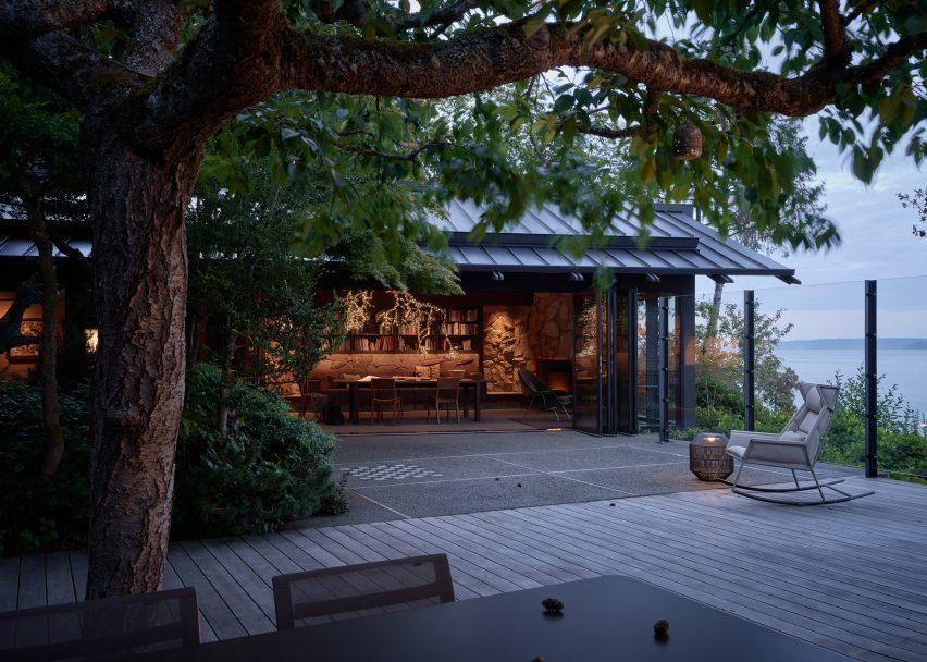 Loom House находится в штате Вашингтон.