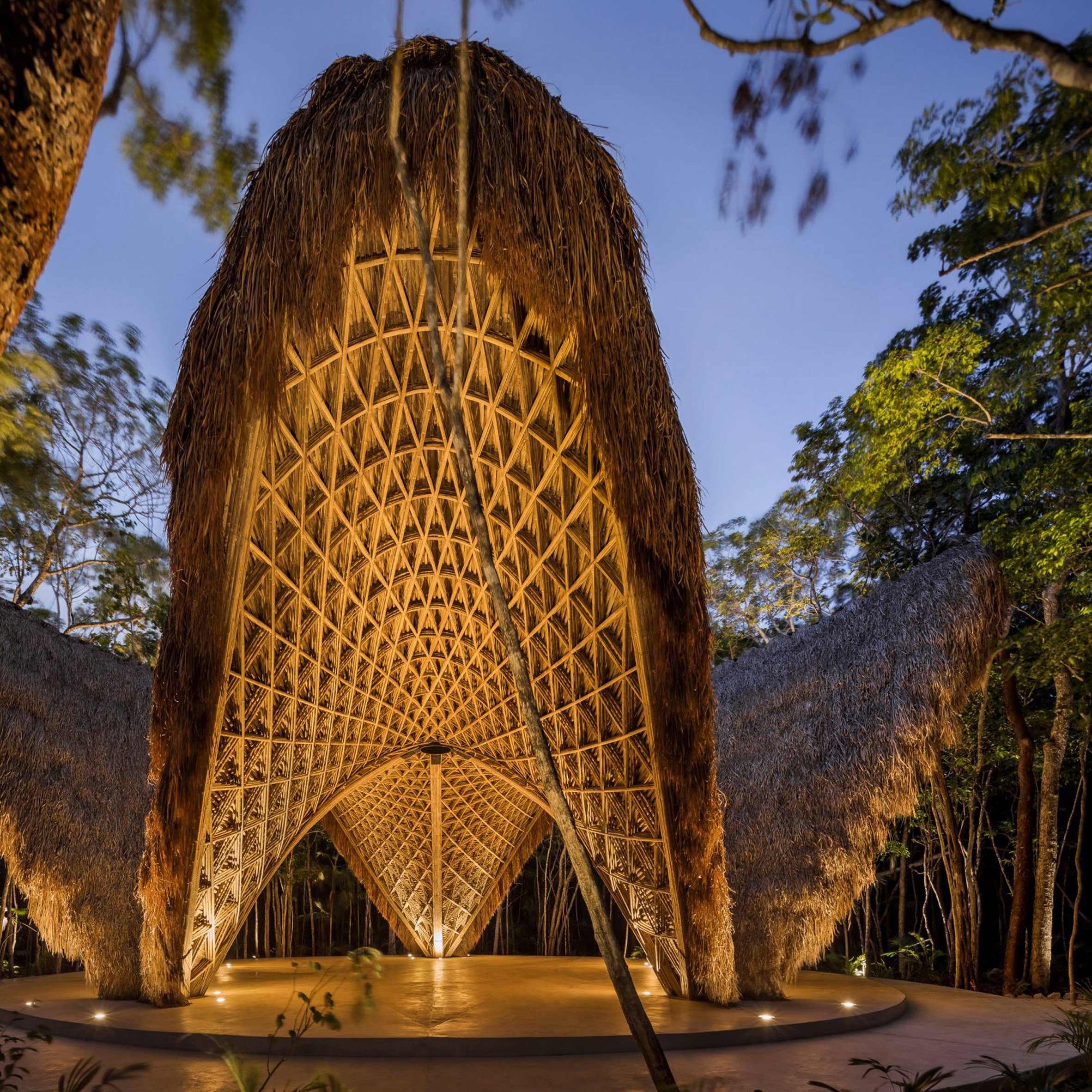 Luum Temple by CO-LAB Design Office