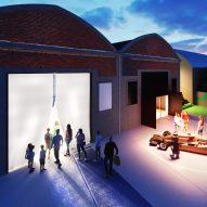Carlo Ratti Associati designs MAE Museum dedicated to carbon fibre