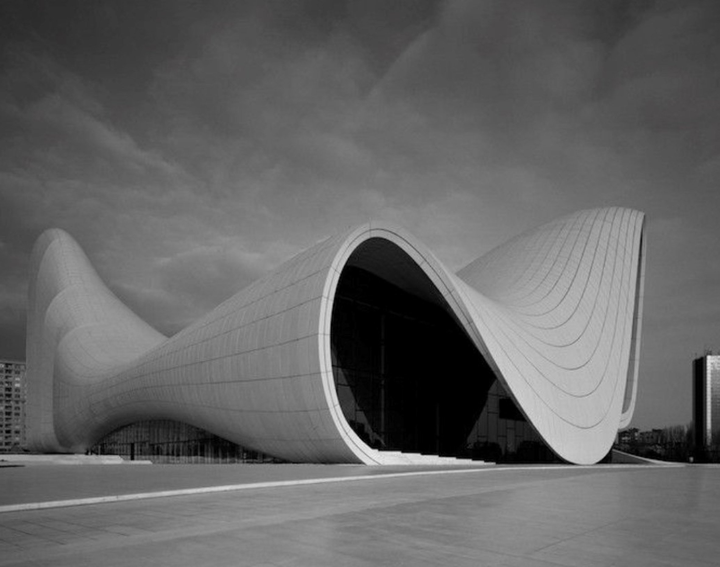 Heydar Alivyev Center, Baku, Azerbaijan