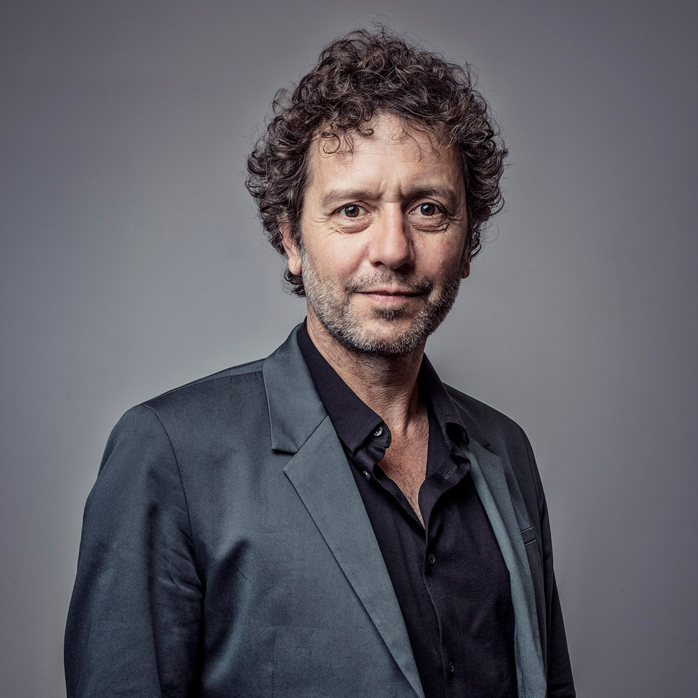 Portrait of Marcus Fairs, founder and editor-in-chief of Dezeen