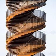 New photos show BIG's twisting Marsk Tower