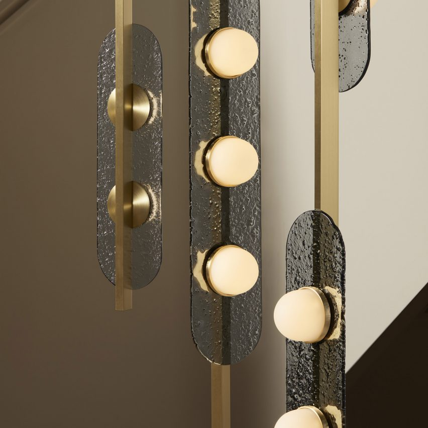 Modulo lighting collection by Federico Peri for CTO Lighting