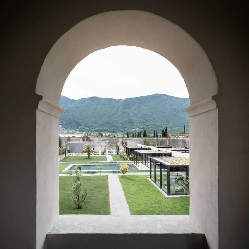 Monastero Arx Vivendi hotel