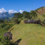 Gui Paoliello Morro Cavado House Brazil