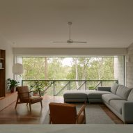 Mt Coot-Tha House by Nielsen Jenkins