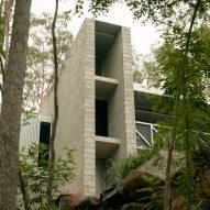 Nielsen Jenkins designs Brisbane home to withstand bushfires