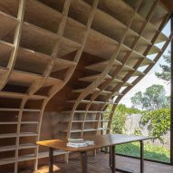 The Writers Cabin by MuDD Architects
